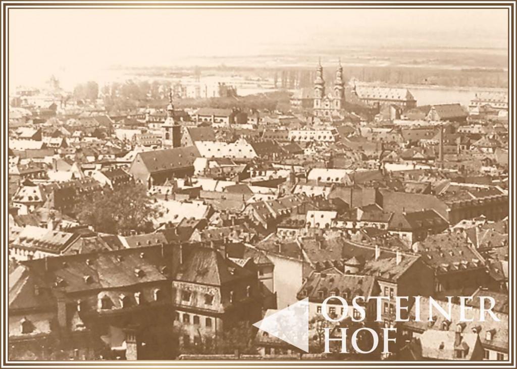 Blick von St. Stephan, Aufnahme vor 1939