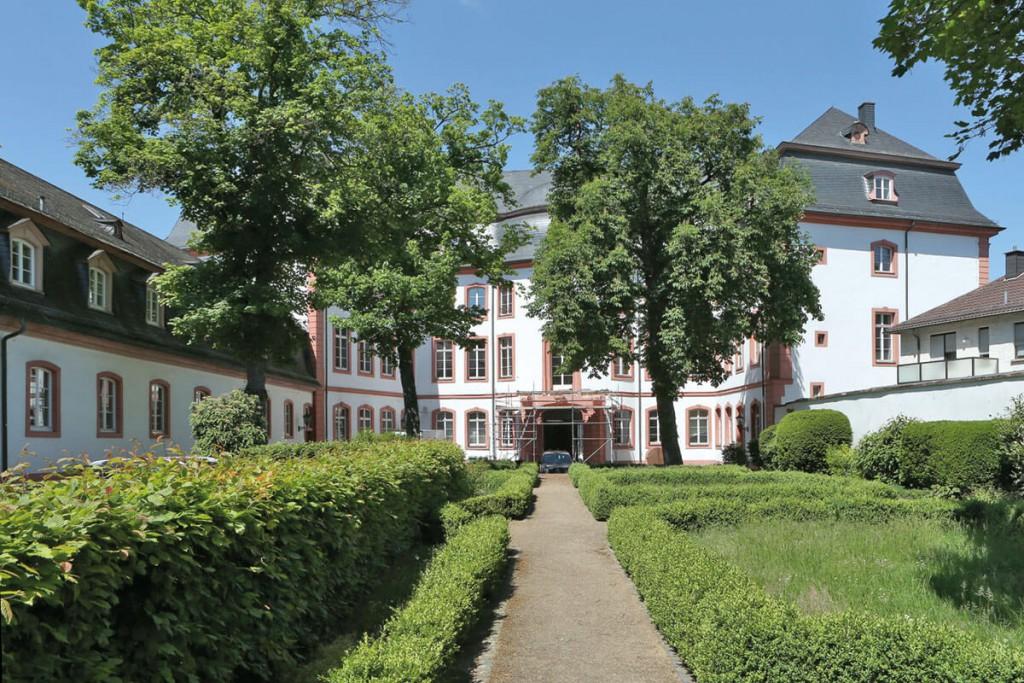 Osteiner Hof – Innenhof