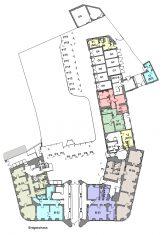 Grundriss Nebengebäude Erdgeschoss