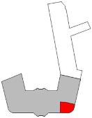 Platzierung Hauptgebäude 2.OG, Apartment 23