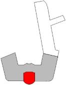 Platzierung Hauptgebäude 2.OG, Apartment 28
