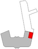 Platzierung Hauptgebäude 3.OG, Apartment 33