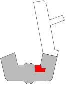 Platzierung Hauptgebäude 3.OG, Apartment 37