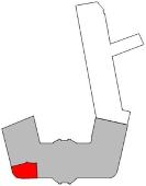 Platzierung Hauptgebäude 3.OG, Apartment 40