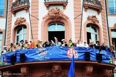 Ausrufung der Mainzer Fastnacht am 11. November 2015